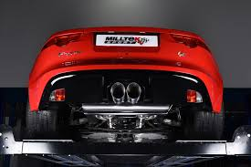 jaguar f type custom jaguar f type s 3 0 v6 coupe milltek exhaust