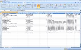 Excel Crm Template Custom Mscrm Reporting In Excel Crm Consultancy