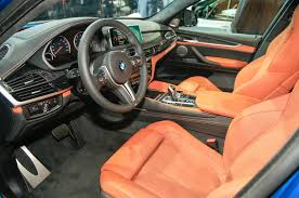 Bmw Interior Options 2015 Bmw X5 M And X6 M Revealed Slated For 2014 Los Angeles Show