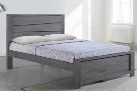 Double King Size Bed King Size Minimalist Full Bed Frame With Drawers Oppdal