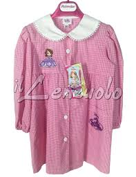 Tende Principesse Disney by Grembiule Asilo Per Bambina Principesse Disney