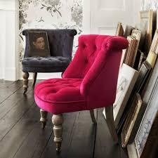 Small Bedroom Chair Uk Trianon Chairs In Velvet Seating Graham And Green