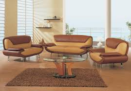 Tan Sofa Set by Modern Tan Brown Leather Sofa Set Sofa Sets