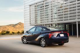 hydrogen fuel cell car toyota order bonanza for toyota mirai hydrogen fuel cell car littlegate