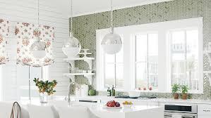 green backsplash kitchen 10 best kitchen backsplash ideas coastal living