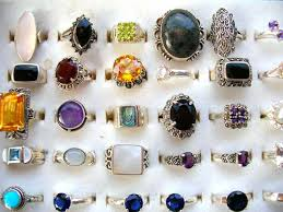gemstone rings silver images Sterling silver rings wholesale thai silver and bali silver jpg