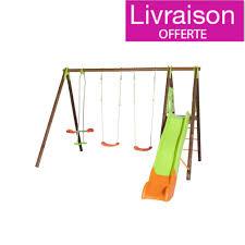 siège bébé pour portique portique bois métal 2 30 m 3 agres pf toboggan 1 siège bébé