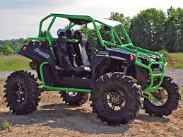 lifted cars 2014 superatv lift kit for the polaris rzr review atv illustrated
