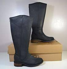 s ugg boots black ugg australia womens 1009201 seldon boot black 8 ebay
