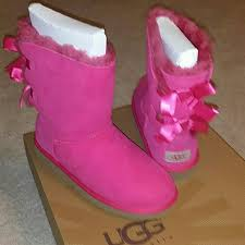 s pink ugg boots sale 9 ugg shoes sold pink bailey bow uggs from princess