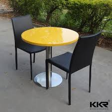 Corian Dining Tables Round Corian Table Tops Round Corian Table Tops Suppliers And