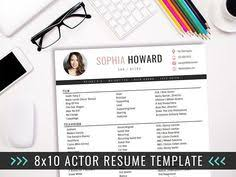 Theatre Resume Examples by Please Check Here Specially For Acting Resume Example Resume