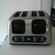 4 Slice Toasters On Sale Best Ge 4 Slice Toaster For Sale In Greenville South Carolina For