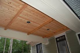 tongue and groove porch ceiling boards