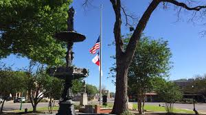 Flags At Half Mast In Texas Flags In New Braunfels And Comal County Ordered To Fly At