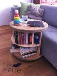Cable Reel Table by Transform Recycled Cable Reel To A Living Room Table Cable Reel