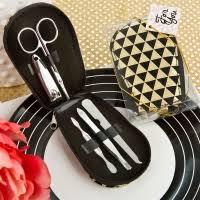 manicure set favors manicure set nail file favors wedding favors unlimited