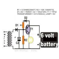 automatic led emergency light circuit u2013 readingrat net