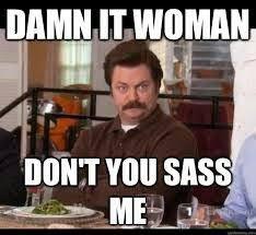 Badass Meme - badass ron swanson memes quickmeme ron swanson memes pinterest