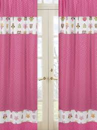 owl bedroom curtains pink owl curtains bedroom curtains siopboston2010 com