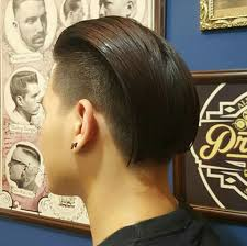 haircut styles longer on sides shorter in back 88 best favorite hair styles images on pinterest army cut