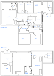 floor plans kings holiday cottages