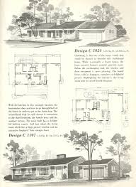 1960s ranch house plans awesome 1960s ranch house plans 2133 in vintage house plans