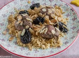 cuisine mauritanienne rouget à la semoule épicée kilometre 0 fr