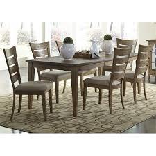 liberty furniture pebble creek i 7 piece dining set in