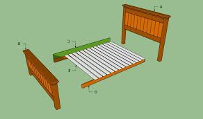 Building Platform Bed Building Platform Bed Frame King Size Home Design Ideas