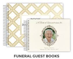 personalized funeral guest book guest book guest books personalized guest book sign in book
