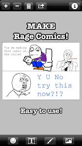 Meme Rage Maker - rage comic maker app for ios review download ipa file