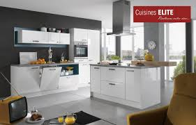 cuisines elite modeles cuisines blanches cuisine complete noir cbel cuisines