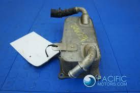 lexus v8 oil cooler engine oil cooler 4 8l v8 turbo 95810727100 oem porsche cayenne