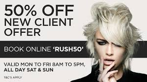 hairdressers deals fulham hammersmith rush hair salon book now