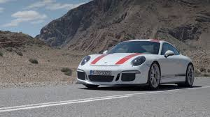 porsche 911 r the new porsche 911 r youtube