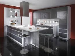 photo cuisine americaine cuisine avec bar ouvert sur salon 3 indogate cuisine americaine