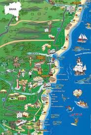 Map Writer Lilas Turismo