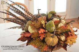 Arrangments How To Make A Fall Arrangement Celebrate U0026 Decorate
