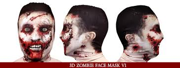 silicone mask halloween prosthetic vs full coverage silicone mask