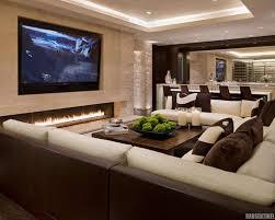 Best Home Entertainment Images On Pinterest Cinema Room - Living room home theater design