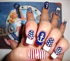 17 best nail art images on pinterest sailor nails anchor nails