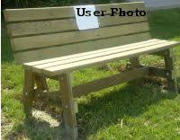 Outdoor Wooden Bench Plans by Park Bench Plans Park Bench Plans Free Outdoor Plans Diy