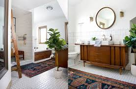 Modern Vintage Bathroom 20 Stylish And Relaxing Bohemian Bathroom Designs Affordable