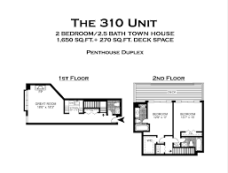 Two Bedroom Duplex The Atrium Floor Plans Ct Best Apartments