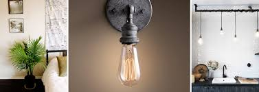Exposed Bulb Chandelier Simple Diy Exposed Hanging Light Bulb