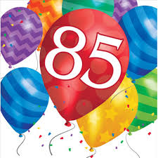 85th birthday ideas 85th birthday party supplies 1930 party