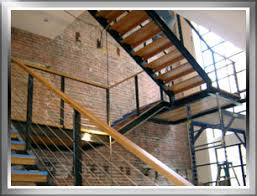 custom ornamental metal fabrication architectural stairs metal