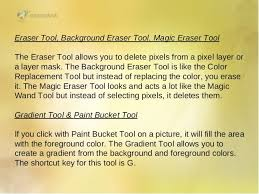 introducing photoshop toolbar for photoshop users