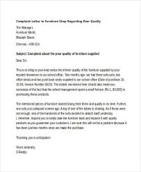 30 complaint letter examples u0026 samples
